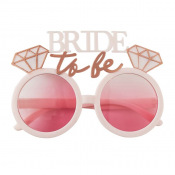 Lunettes EVJF Bride to Be