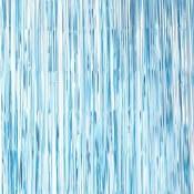 Rideau Backdrop scintillant Bleu