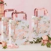 Sachets Cadeaux Bride To Be Rose Gold (x5)