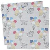 Serviettes en papier Bébé Eléphant (x20)