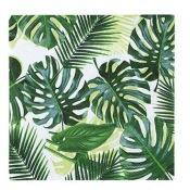 Serviettes en papier Feuillage Tropicale (x20)