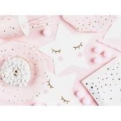 Serviettes en papier Forme Etoile