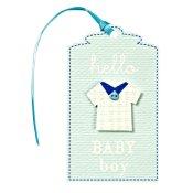 Étiquette Cadeau Baby Boy