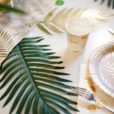 Anniversaire Tropical Chic