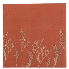 Serviettes en papier Pampa Terracotta (x16)