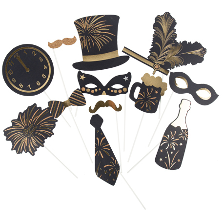 acc ssoires photobooth moustache x10 hollly party. Black Bedroom Furniture Sets. Home Design Ideas